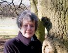2012 Penny and tree Richmond Park