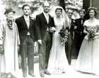 1954 Marriage to Derek Francis